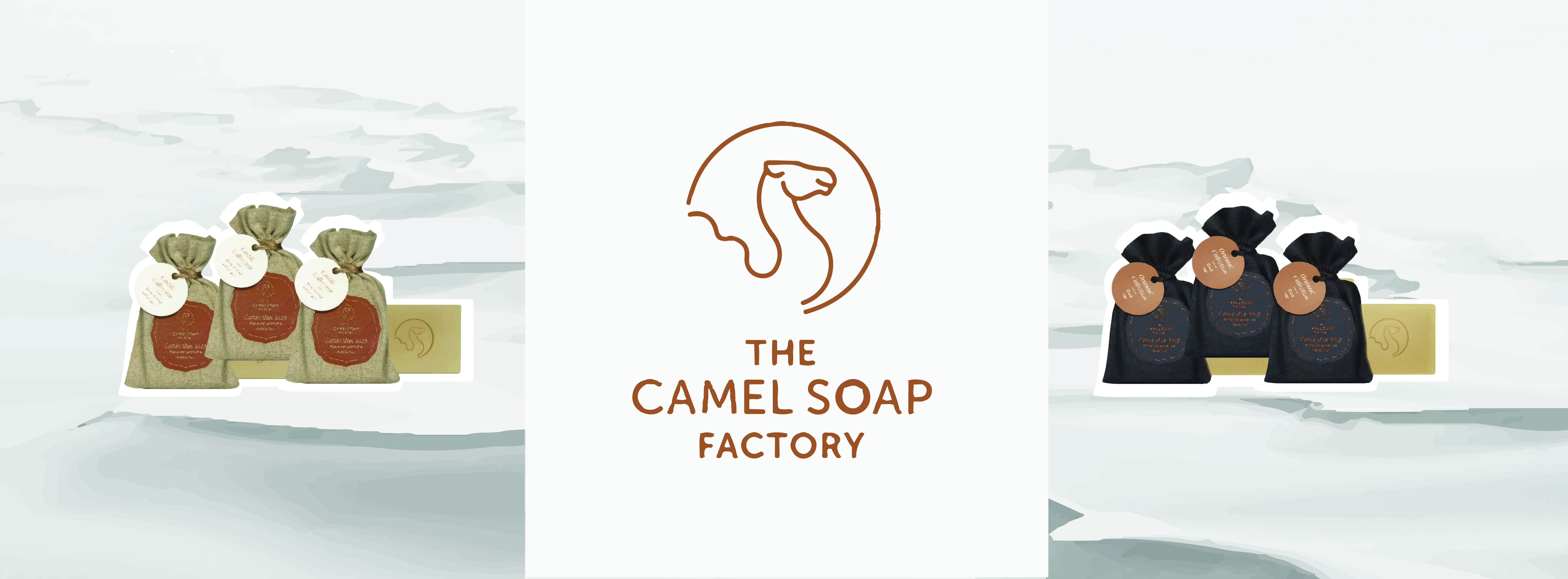 Dubai camel milk handmade soap